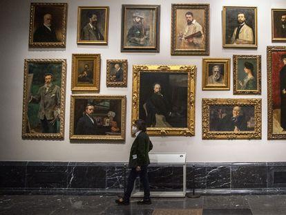 La nueva sala que el Museo del Prado dedicará al retrato del siglo XIX.