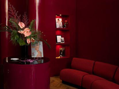 Fleur du Mal, en Los Ángles, una tienda de ropa interior diseñada por Perron-Roettinger y cuyo objetivo es convertirse en un imán cultural: fiestas, talleres educativos con expertos, catas de champán.