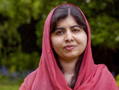 La activista y Premio Nobel de la Paz, Malala Yousafzai. En vídeo, Malala pide a los países que abran sus fronteras para los refugiados afganos.