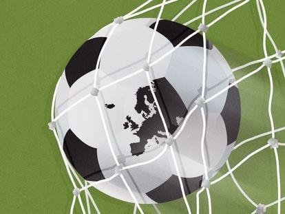 El fútbol, la mejor versión de Europa