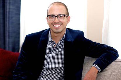 El español Antonio Marzo, fundador de ZenShopping.