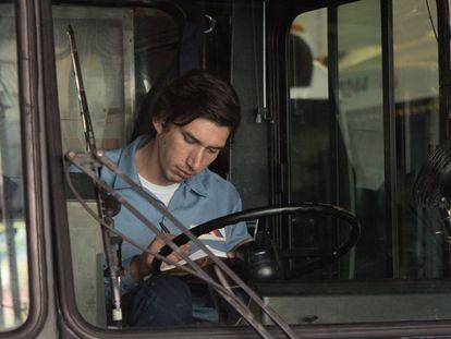Adam Driver en 'Paterson', de Jarmusch.