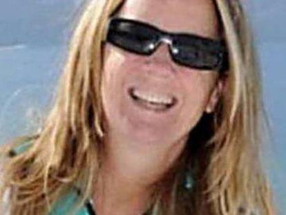 Christine Blasey Ford, en la única imagen conocida hasta ahora de ella, tomada de una red profesional.