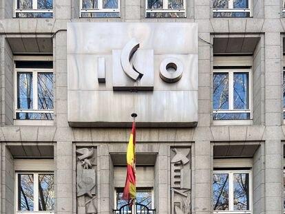 Sede del ICO en Madrid.