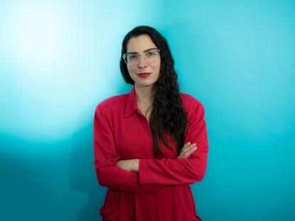 La periodista Isabela Ponce, ganadora del Premio Ortega y Gasset a la mejor historia.