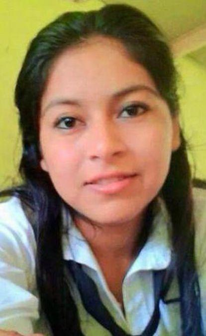 Erika Gómez González, asesinada el pasado 30 de junio.