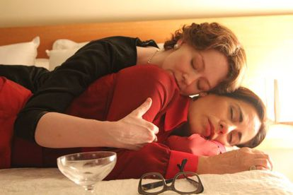 Miranda Otto y Glória Pires, la pareja protagonista de 'Luna en Brasil'.