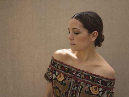 La cantante mexicana Natalia Lafourcade.