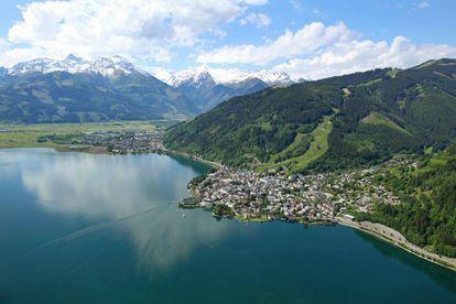 Un paisaje austriaco.