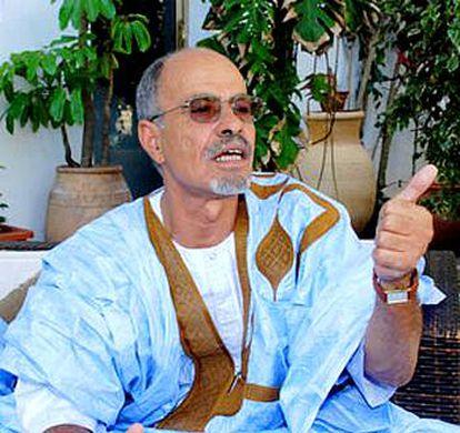Ahmed Ould Souilem, futuro embajador de Marruecos en España