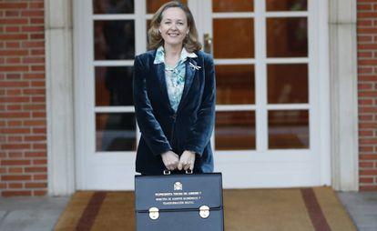 Nadia Calviño, nueva ministra de Economía.