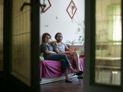 La corta duración de los contratos de alquiler acrecienta el miedo de muchas familias a tener que abandonar su casa