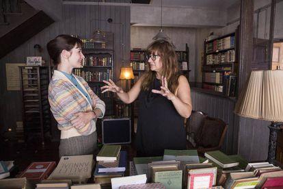 Isabel Coixet dirige a Emily Mortimer en 'La librería'.