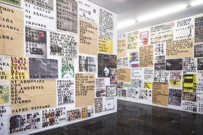 'Aproximación a la pintura desde Jusep Torres Campalans', de Misha Bies Golas (2017).