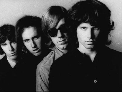 El grupo The Doors en una imagen de archivo.