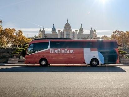 BlaBlaCar pretende potenciar su flota de autobuses.