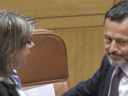 Agustín Hernández, futuro alcalde de Santiago