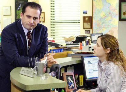 Una escena de 'The Office'.