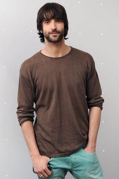 El actor Aitor Luna.
