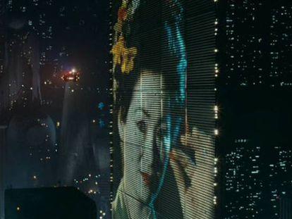 Fotograma de la película 'Blade Runner'.