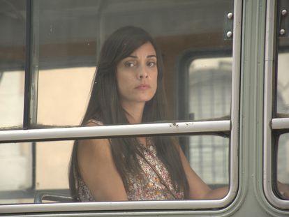 Martina Gusmán, en 'El año de la furia'.