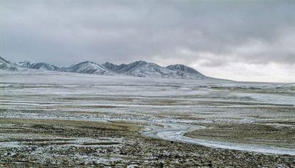 Uno de los principales problemas que sufre Tíbet es la pérdida del hielo perpetuo o 'permafrost'.