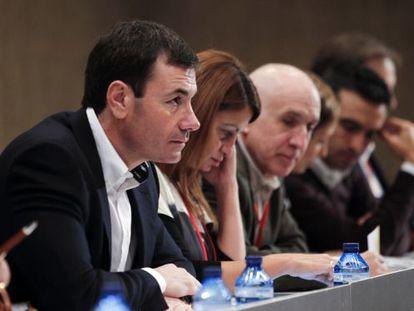 Comité regional del PSM previo al congreso del PSOE