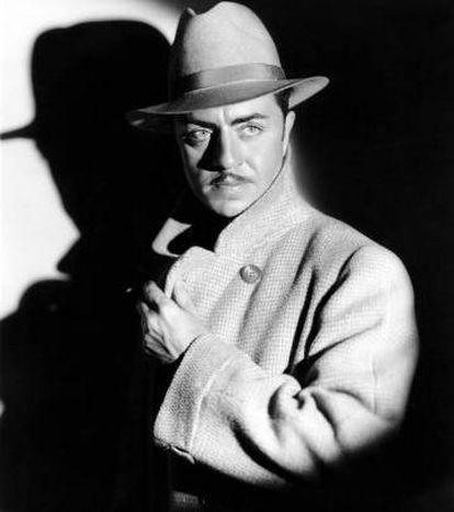 William Powell como Philo Vance.