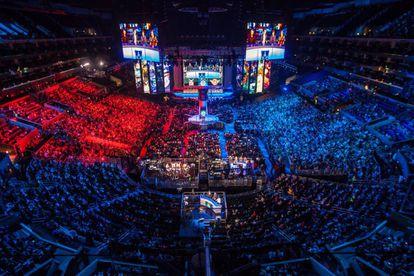 Más de 45.000 espectadores disfrutan de la final del mundial de League of Legends en 2014