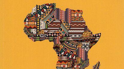 Portada del libro 'Afrotopia' de Felwine Sarr.