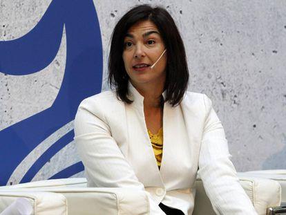 María José Rienda, nueva secretaria de Estado para el Deporte.