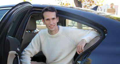 Juan Ignacio García Braschi, director general de Cabify España.