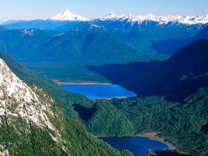 El Parque Pumalín (Chile), comprado por el fundador de The North Face.
