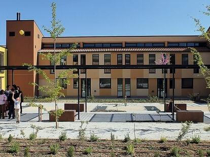 El centro Trabensol, en Torremocha del Jarama (Madrid).