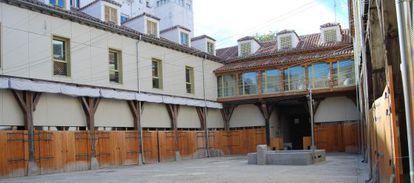 Museo de Artes Populares en la calle Carlos Arniches de Madrid.