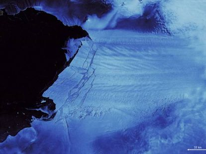 En vídeo, las imágenes de la Agencia Espacial Europea.
