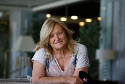 Joaquina García del Moral, una maestra jubilada de 66 años diagnosticada con la enfermedad de Alzheimer, recibió el fármaco experimental educationumab.
