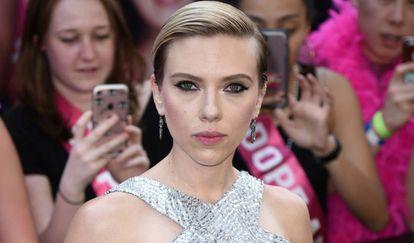 Pornos scarlett johansson Scarlett Johansson