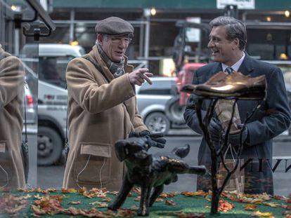 Richard Gere asistirá a la premier de la película 'Norman' en los cines Verdi en abril.