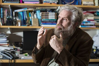 El genetista George Church, de la Universidad de Harvard, en una imagen de 2012.