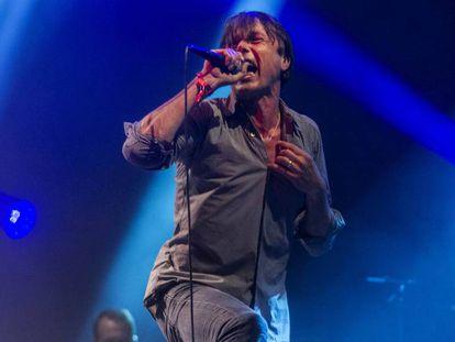 Brett Anderson, cantante de Suede, una de las estrellas de la edición del Primera Persona.