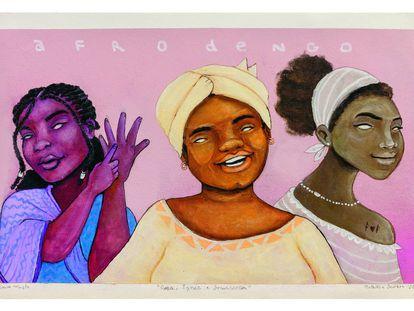 Los ignorados protagonistas negros de la historia de Brasil