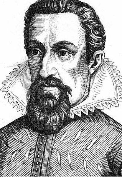 Johannes Kepler.