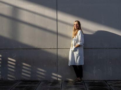 Alba Roselló, enfermera del CAP Can Vidalet, en Esplugues del Llobregat.