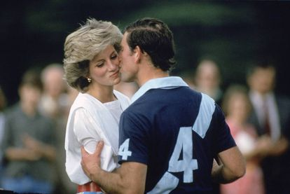 Carlos de Inglaterra y Diana de Gales.