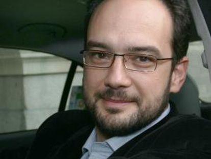 El diputado socialista Antonio Hernando.