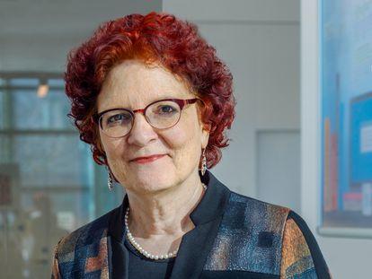 Andrea Ammon, directora del Centro Europeo para la Prevención y el Control de Enfermedades