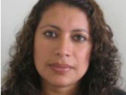 Carmen Mireya Alarcón Rivera, fugitiva detenida por la Policía Nacional en Barcelona.