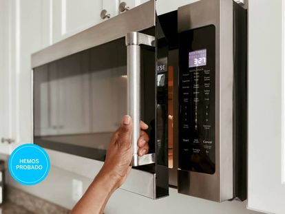 Estos microondas con función 'grill' ofrecen un cocinado similar al de un horno.