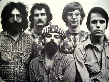 El grupo Grateful Dead.